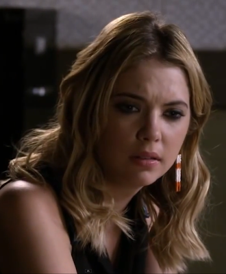 "Hanna's Vince Camuto Rope Royalty Tassel Earrings Pretty Little Liars Season 4, Episode 9: ""Into the Deep"""