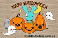 cartel reto halloween