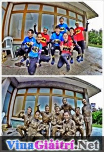 Running Man Trung Quốc - Running Man Chinese Version