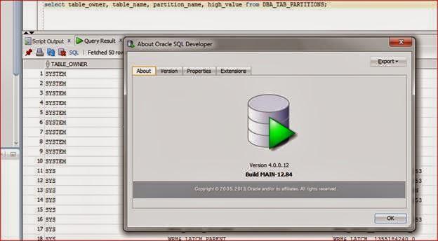 Oracle adf errors