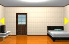 Brown Door Room Escape