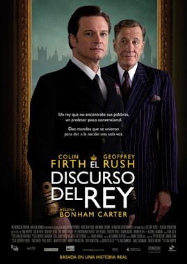 Poster El Discurso Del Rey