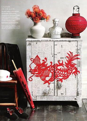 Home Christmas Decoration Diy Inspiration Dresser