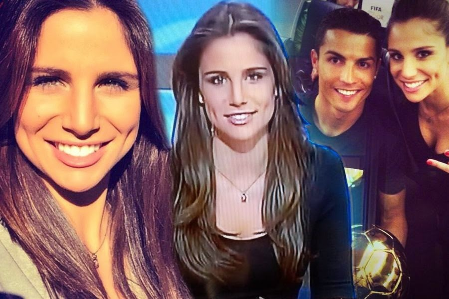 Very reasonable when the public associated Cristiano Ronaldo with Lucia Villalon, because the women was a sports reporter at a television station in Spain.  By the strong reason, the Real Madrid footballer just recently brooke up with girlfriend for 5 years, Irina Shayk.