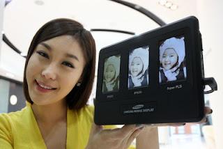 Samsung showcases Super PLS displays 1