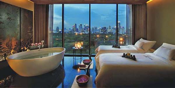 Hotel Bintang 5 Di Singapore Ini Gunakan Bahasa Indonesia