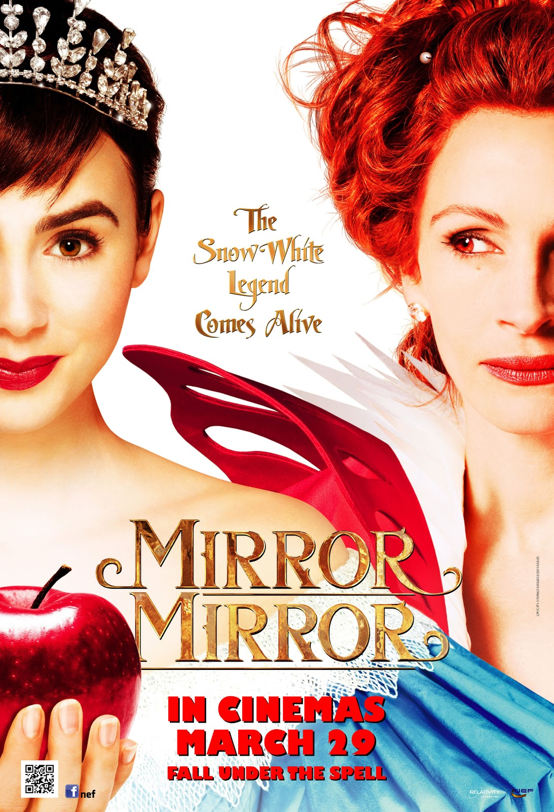 Babebaboon 39 s blog mirror mirror the snow white legend for Mirror 1 movie