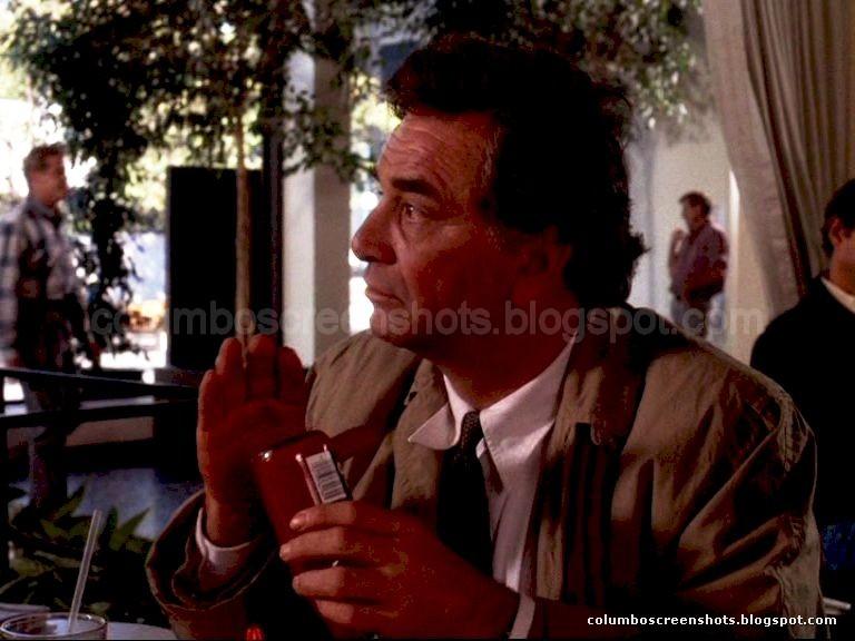 Vagebond's Columbo Screenshots: Columbo 47 - Murder, Smoke and Shadows (1989) part 08