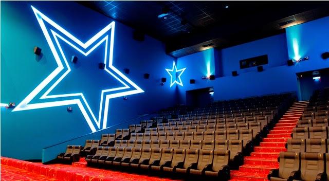 GSC Nu Sentral Mall cinema hall