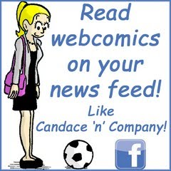 Be Sure To Visit Candace On Facebook