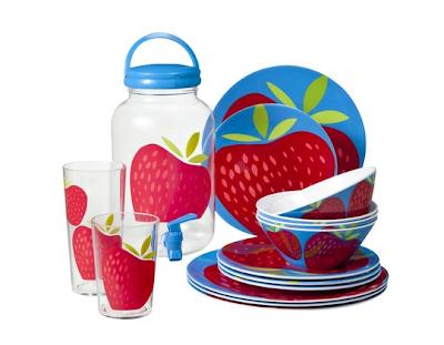 Summer Strawberry Set
