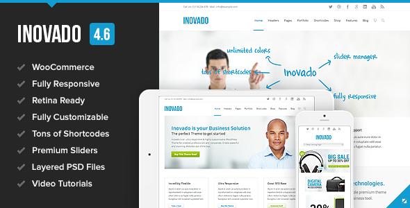 Download ThemeForest Inovado - Retina Responsive Multi-Purpose Theme for free.