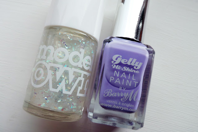Barry M Prickly Pear / Models Own Snowflakes