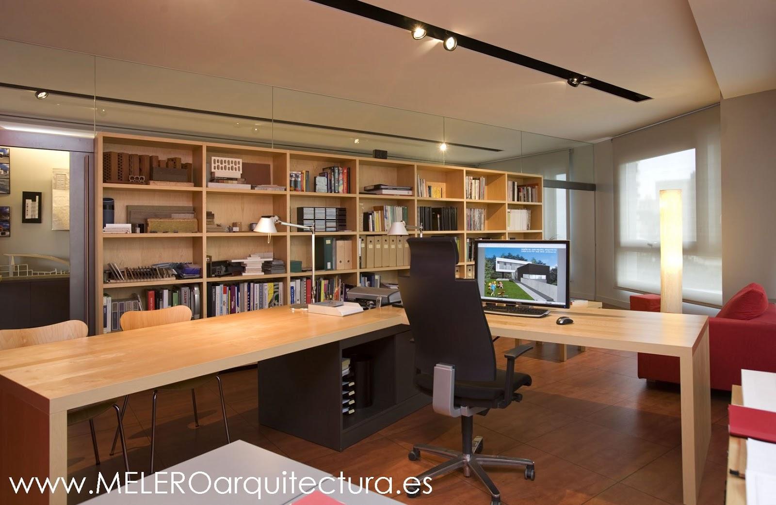 Melero arquitectura nuestra oficina ii proyecto de for Despacho arquitectura