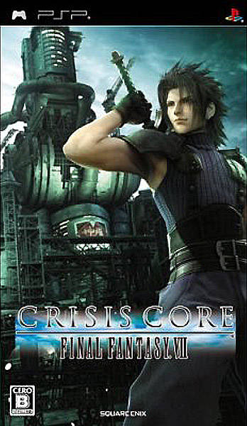 best psp games download crisis core final fantasy vii. Black Bedroom Furniture Sets. Home Design Ideas
