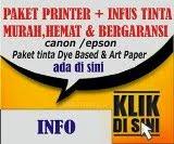 Printer + Infus (PAKET)