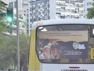 Jornada Mundial da Juventude mostra a 'cara' pelo Brasil