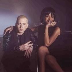 """Eminem e Rihanna continua no topo das paradas americanas com """"The Monster"""""""