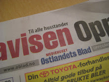 Lokalavisen Oppegård. November 2010.