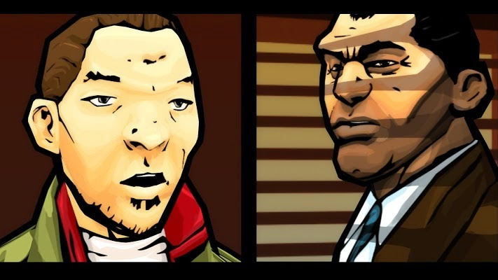 GTA: Chinatown Wars Gameplay IOS / Android