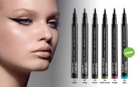 looks 2 b loved: GOSH Intense Eye Liner Pen Review