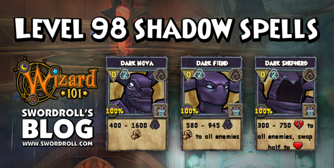 Wizard101 Level 98 Shadow Spells - Khrysalis Part 2