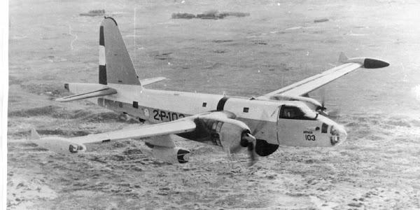 Historial de la Escuadrilla Aeronaval de Exploración