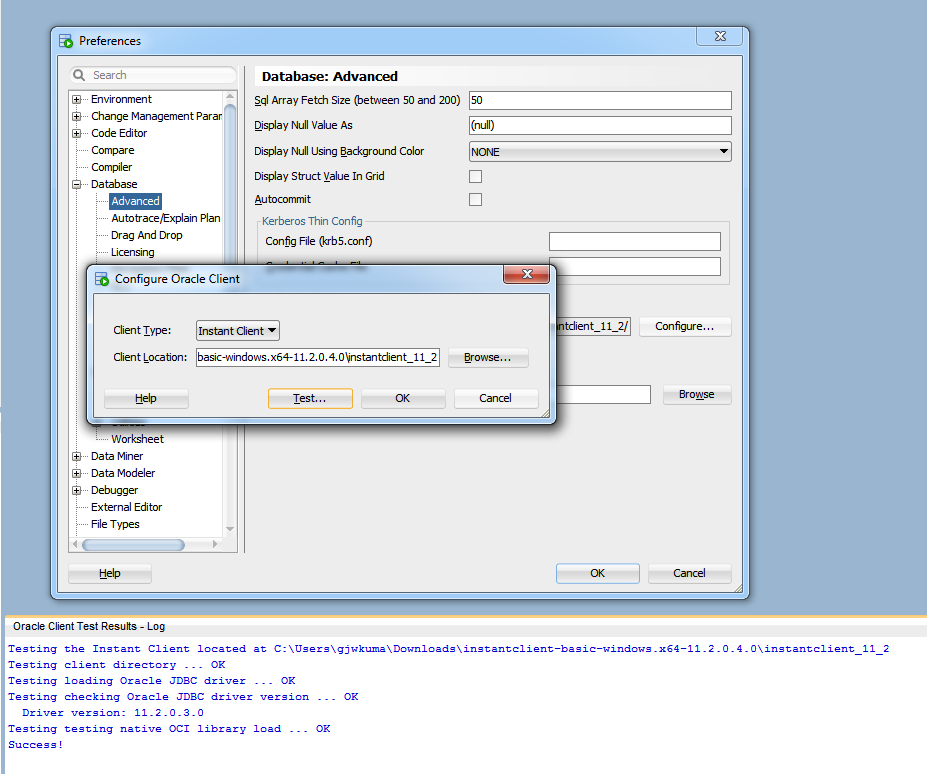 About oracle database administrator