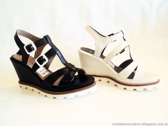 Sandalias verano 2015 Avance Collection. Sandalias de moda 2015.