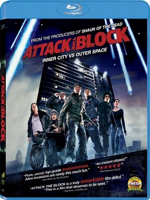 Attack The Block [2011] DvdRip XviD-KnA
