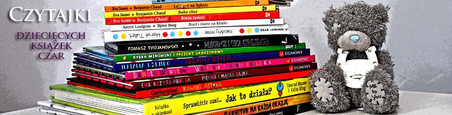 Czytajki - dziecięcych książek czar