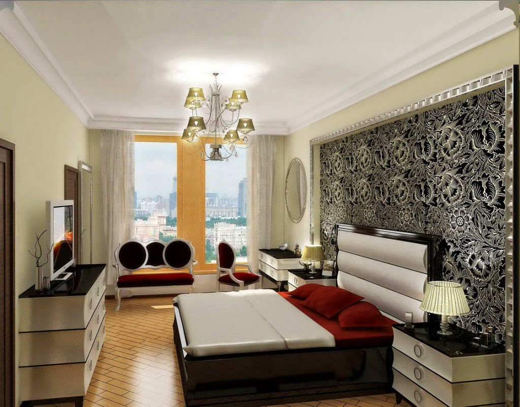 Create Elegant Design Idea Apartment Bedroom Ideas