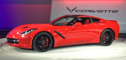 Image of Chevrolet Corvettes