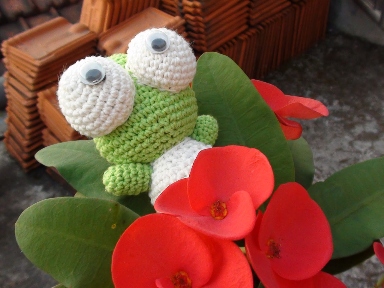 Free Super Mario Amigurumi Patterns : Go Crochet!: How To Make