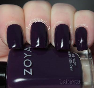 zoya focus review swatch lidia
