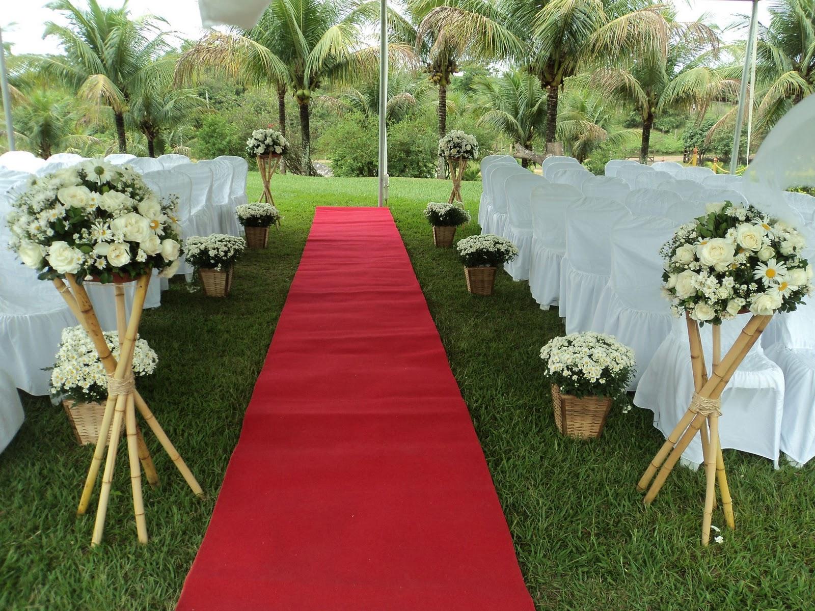 decoracao para casamento em sitio:Dri Vergasta: Decoração do casamento Elisiane e Marcos (cerimônia)
