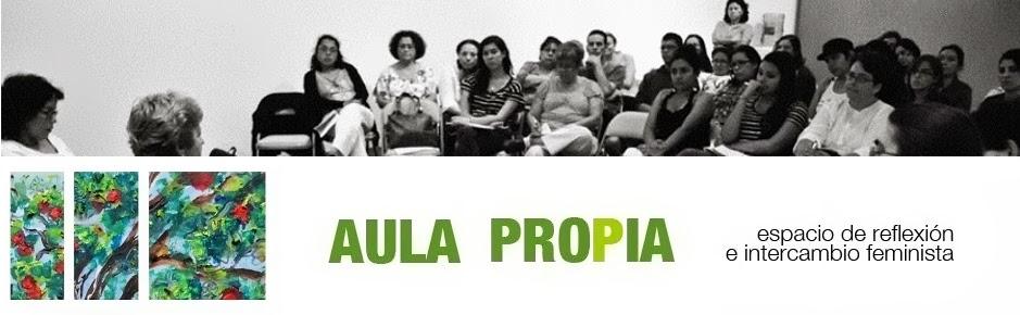 AULA PROPIA