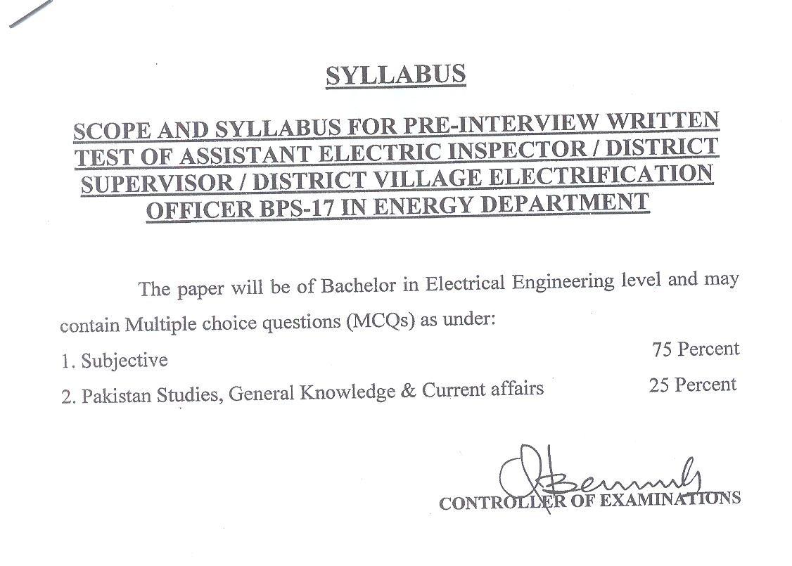 spsc written test syllabus pharmacist staff nurse sub engineer lecturer urdu m f b 17 asstt field officer b 16 asstt electric inspector distric supervisor distric village electrification officer b 17
