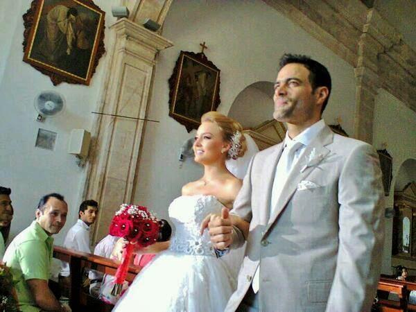 ... de la boda de Montserrat y Jose Luis (Lo que la vida me robo