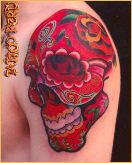 Fotos de tatuajes los mejores tatuadores estan en for Tattoos mexicanos fotos