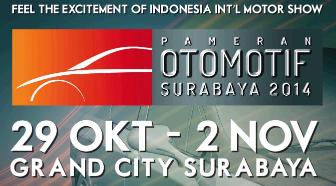 Pekan Otomotive Surabaya POS 2014