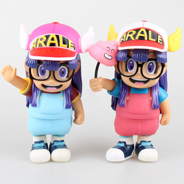 Jual Action Figure Lamp Norimaki Arale : Dr Slump