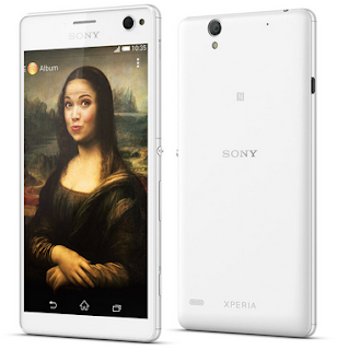 Sony Xperia C4, Smartphone selfie dengan processor  Octa-core