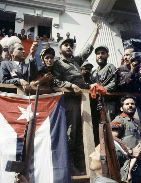 the cuban revolution 1953 1959 Fidel castro and the cuban revolution gary prevost 1953 the attack was the date of this attack would become the name of their revolution-ary movement and since 1959, july 26 has been celebrated as cuba's most important.