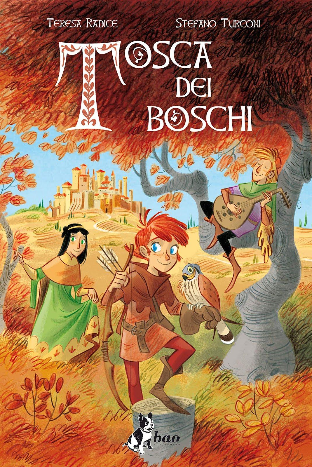 Tosca dei Boschi (integrale) - 2018