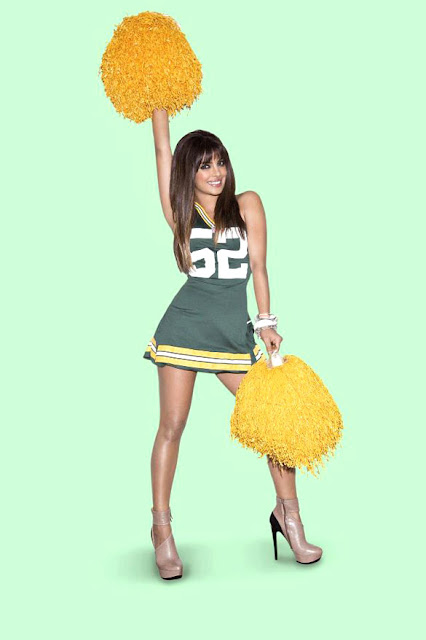 Priyanka Chopra Latest Photoshoot 2012 in NFL