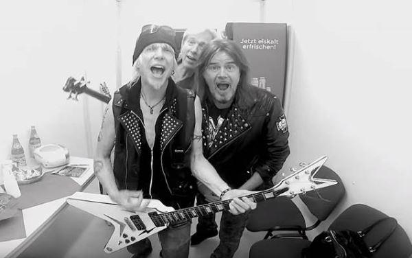 """MICHAEL SCHENKER'S TEMPLE OF ROCK: Δείτε το video του """"Communion"""""""