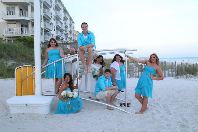 beach wedding packages for elopements in Destin Florida