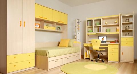 Modernos muebles para dormitorios de ni os kitchen for Muebles modernos ninos