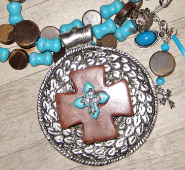 Cowgirls Untamed Necklace